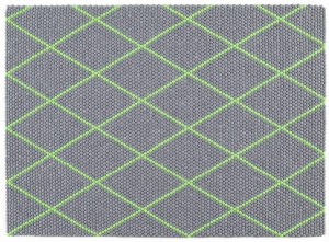 HAY dywan Dot Carpet Electric green