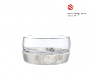 Nude Glass Chill Bowl S misa