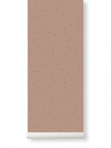Ferm Living tapeta Dot Wallpaper - warianty