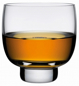 Nude Glass Malt Glasses zestaw 2 szklanek do whiskey