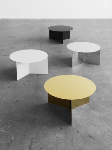 HAY stół CPH 30 - 250x120xH74 - blat biały laminat 12chairs