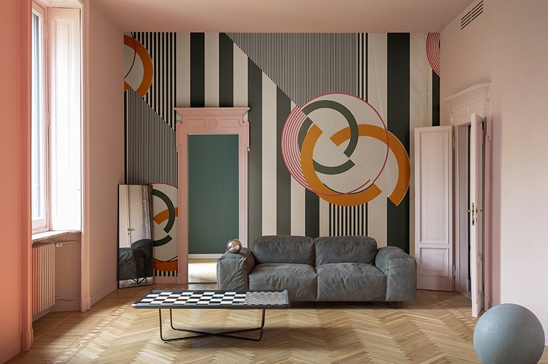 Wall&Deco tapeta Cherry Bomb